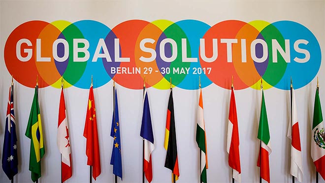 GLOBAL SOLUTIONS Summit <br>The World Policy Forum