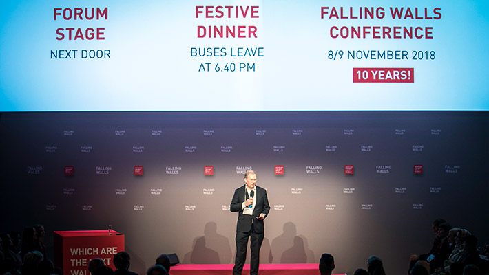 FALLING WALLS CONFERENCE